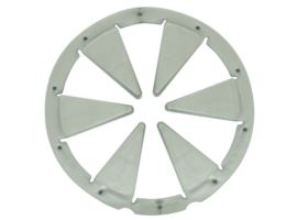 Exalt Silver Rotor Feedgate