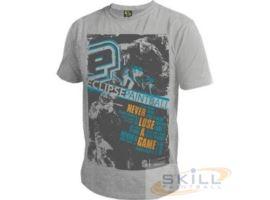 Eclipse Mens Epic T-Shirt Grey Marl