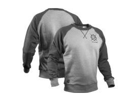 Eclipse Mens Crew Sweatshirt Marl