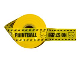 Extra Strong Paintball Boundary Tape