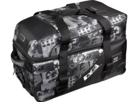 Eclipse Split Compact Bag Elogo Black