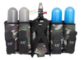 NXe Pak 4+1 Pod & Tank Camo