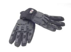 Buddha Full Finger Gloves L