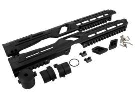 Eclipse EMC Etha Rail Mounting Kit Black