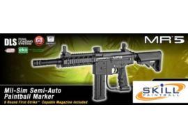 Spyder MR5 Black