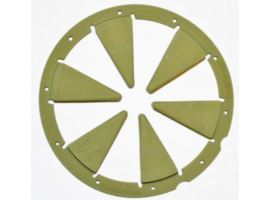 Exalt Rotor Feedgate Olive