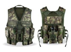 Eclipse Tactical Load Vest HDE Camo